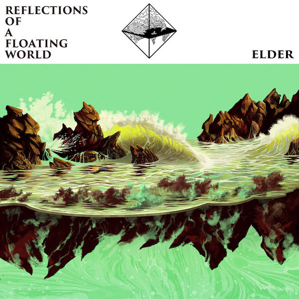 Cover of Elder album _Reflections of a Floating World_